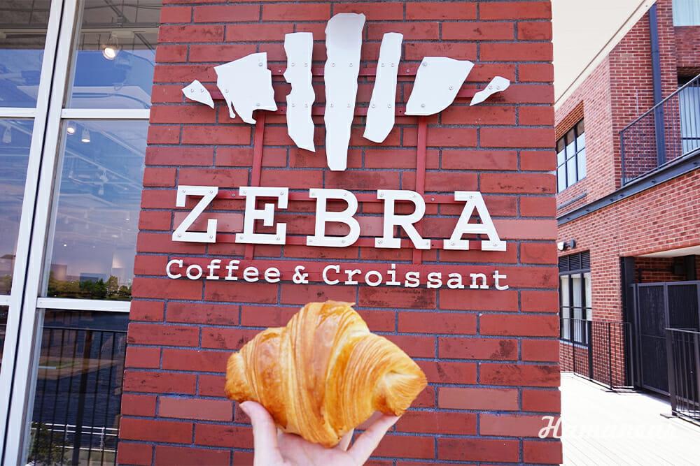 コーヒー ゼブラ